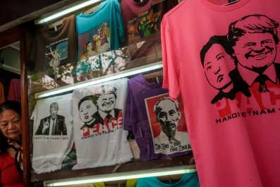 Donald Trump, Kim Jong Un, Hanoi, Singapore