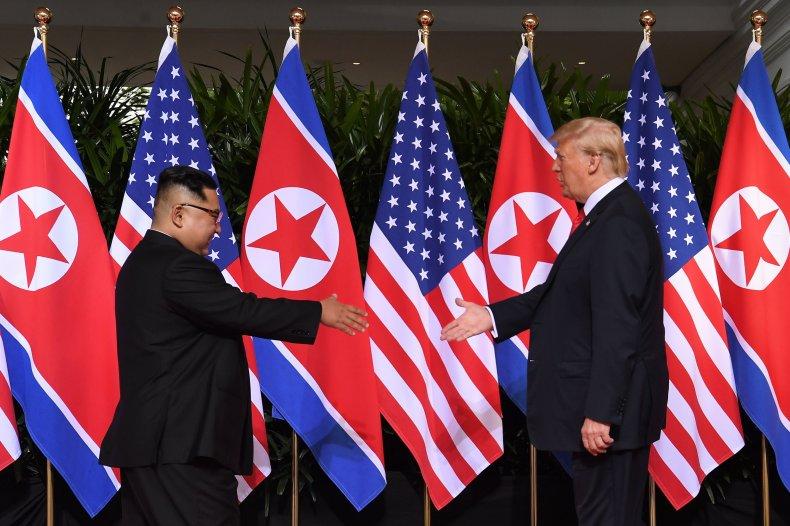 Donald Trump, Kim Jong Un, Singapore, Summit