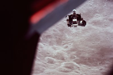 Snoopy, Apollo 10, lunar module