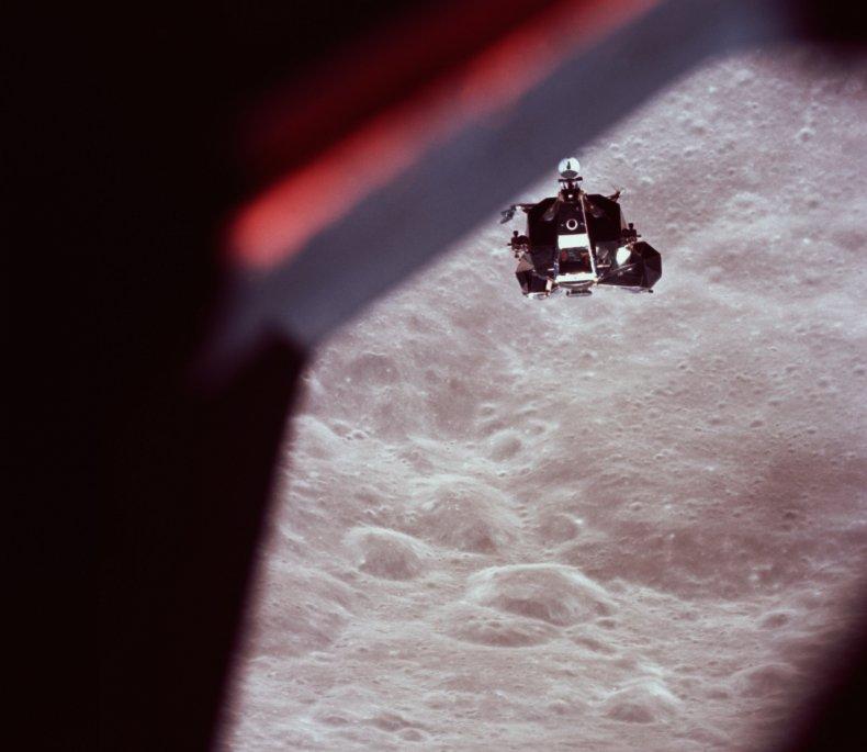 Snoopy, Apollo 10, lunar module