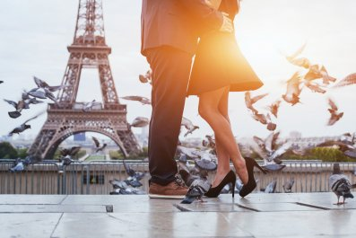 second honeymoon paris