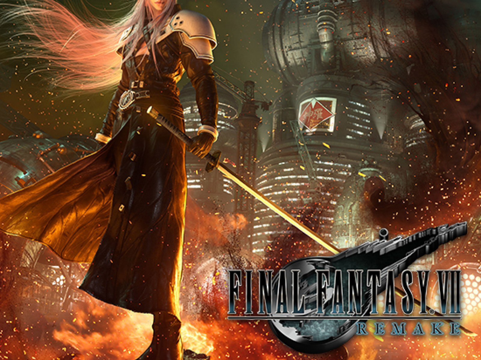 Two Key Questions About Final Fantasy Vii Remake Ahead Of Square