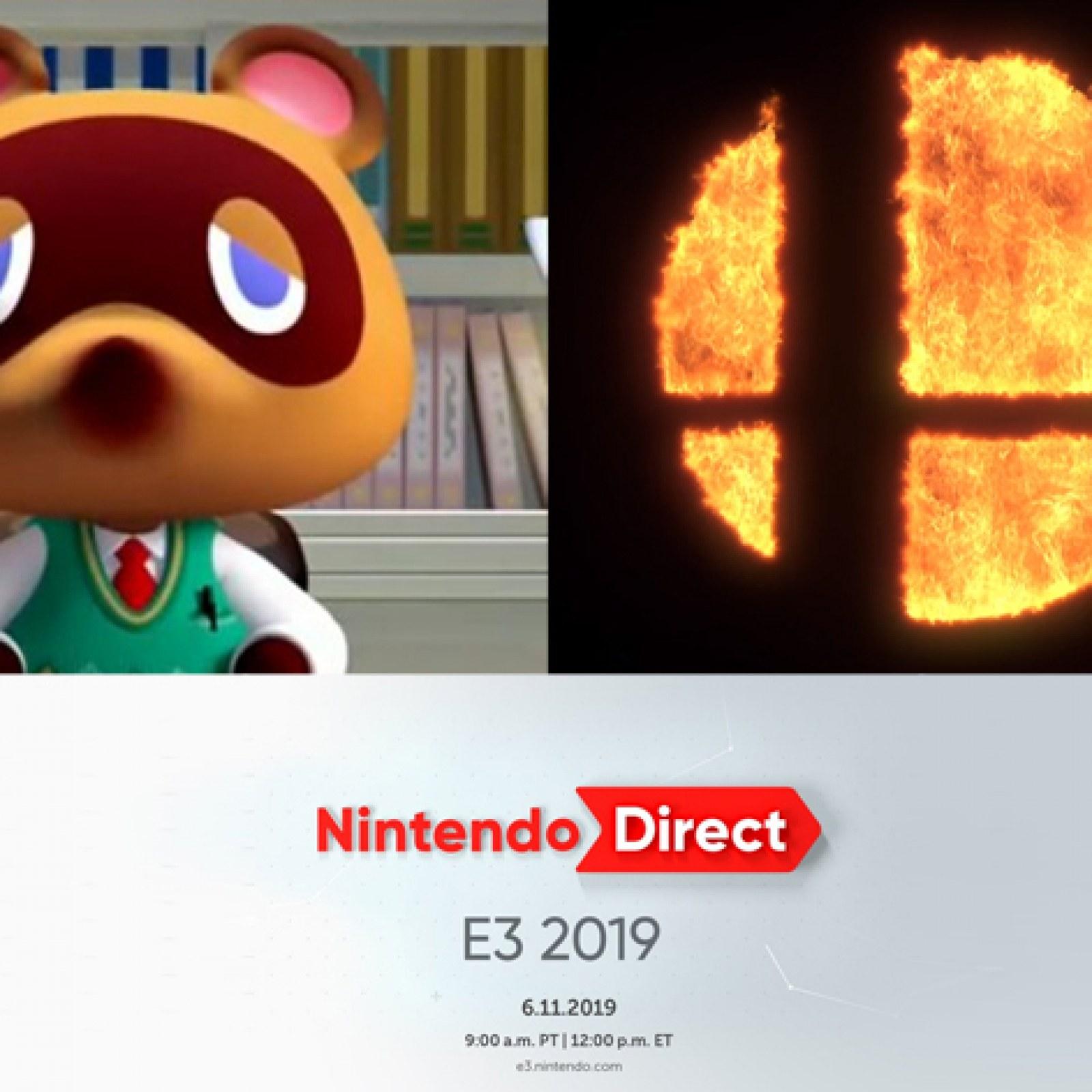 Nintendo Direct E3 Predictions: 'Smash Ultimate' DLC