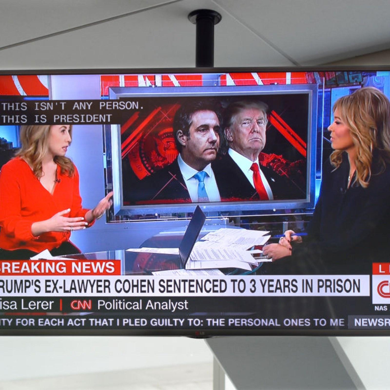 Fox News Host Complains MSNBC, CNN Are All 'Opinion Shows