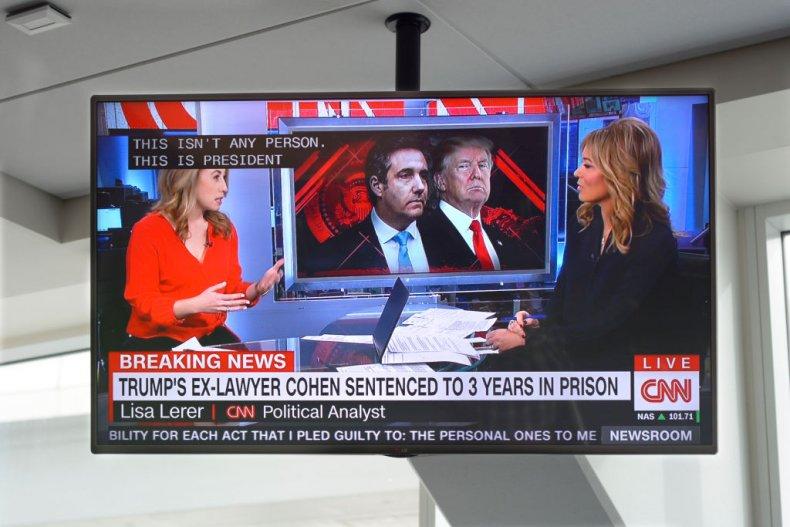 CNN broadcast