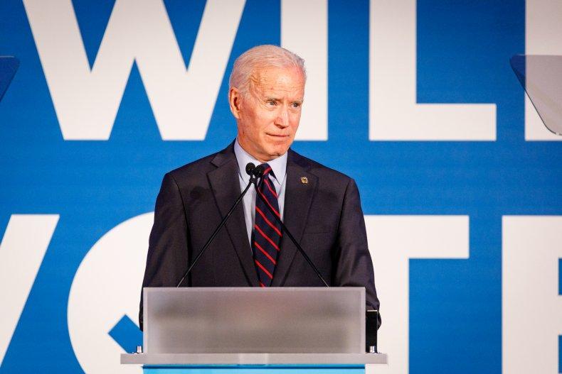 Joe Biden Fox News