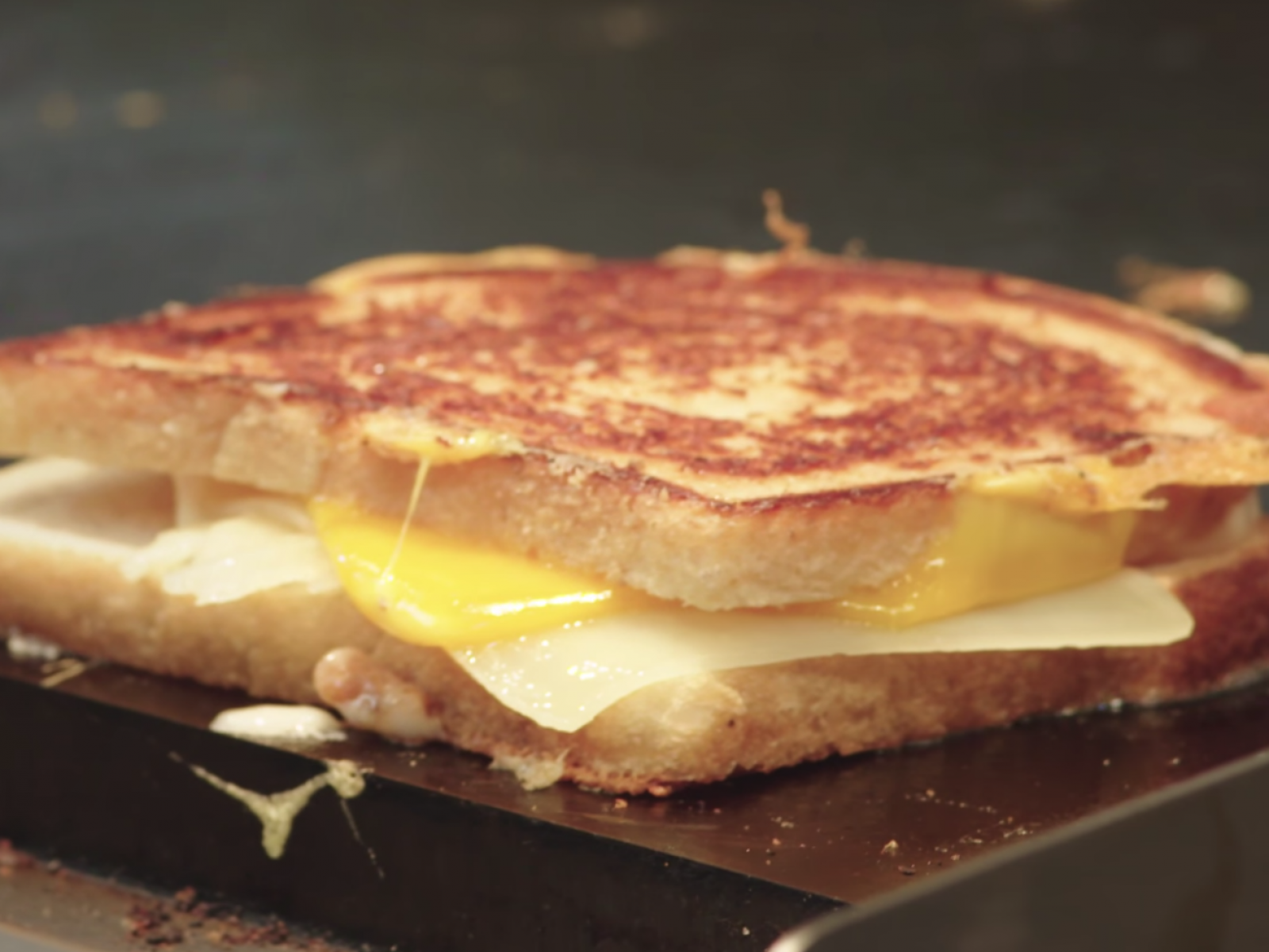 Best Grilled Cheese Chef Movie Recipe Revealed In New Jon