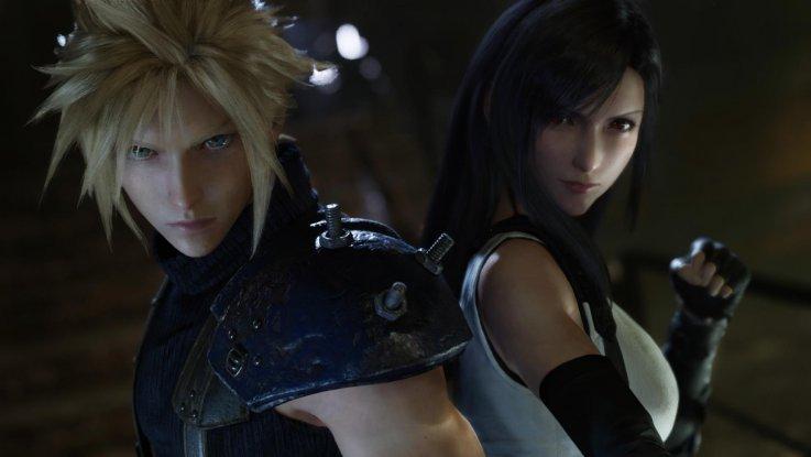 'Final Fantasy VII' Remake E3 2019: First Look At Tifa