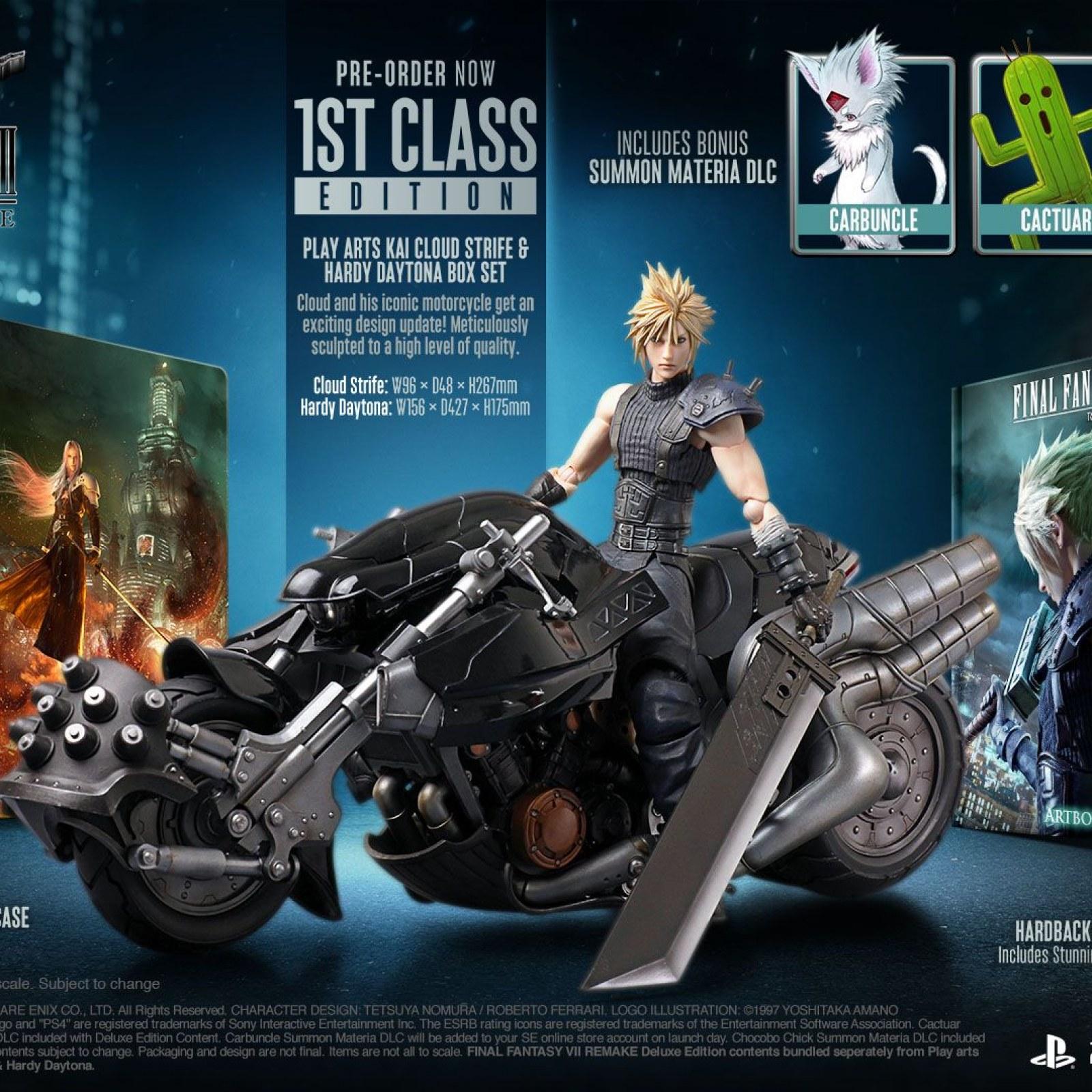 Final Fantasy VII' Remake E3 2019: First Look at Tifa, New