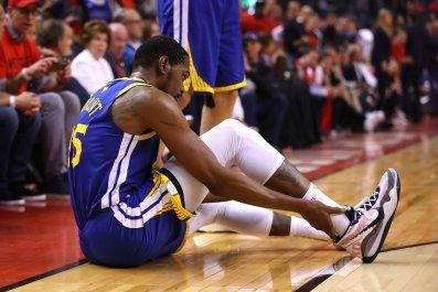 Kevin Durant, NBA Finals