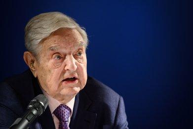 George Soros Fox News Tucker Carlson