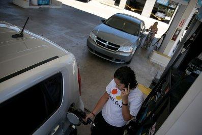 Florida gas station