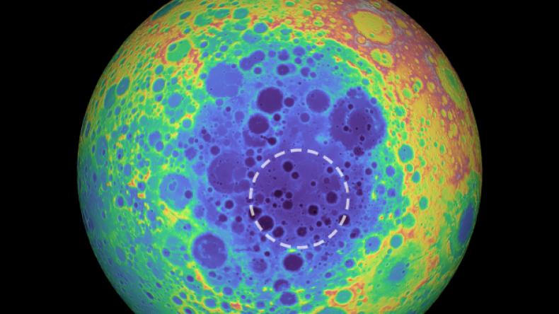 moon mystery mass