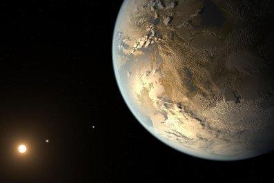 Kepler-186f, exoplanet