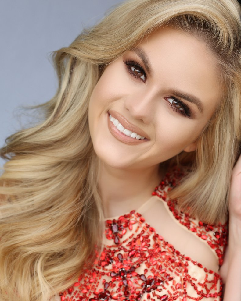 Rachel Barcellona, Miss Florida