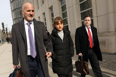 Allison Mack Forced NXIVM Sex Cult Members to Follow 500-Calorie-a-Day Diets, Witness Testifies