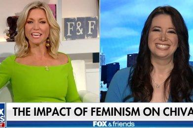 fox news feminism chivalry equality