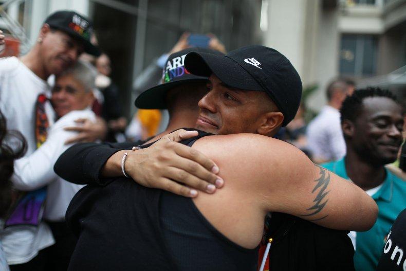 Brandon Wolf Pulse Orlando Parkland shootings rally