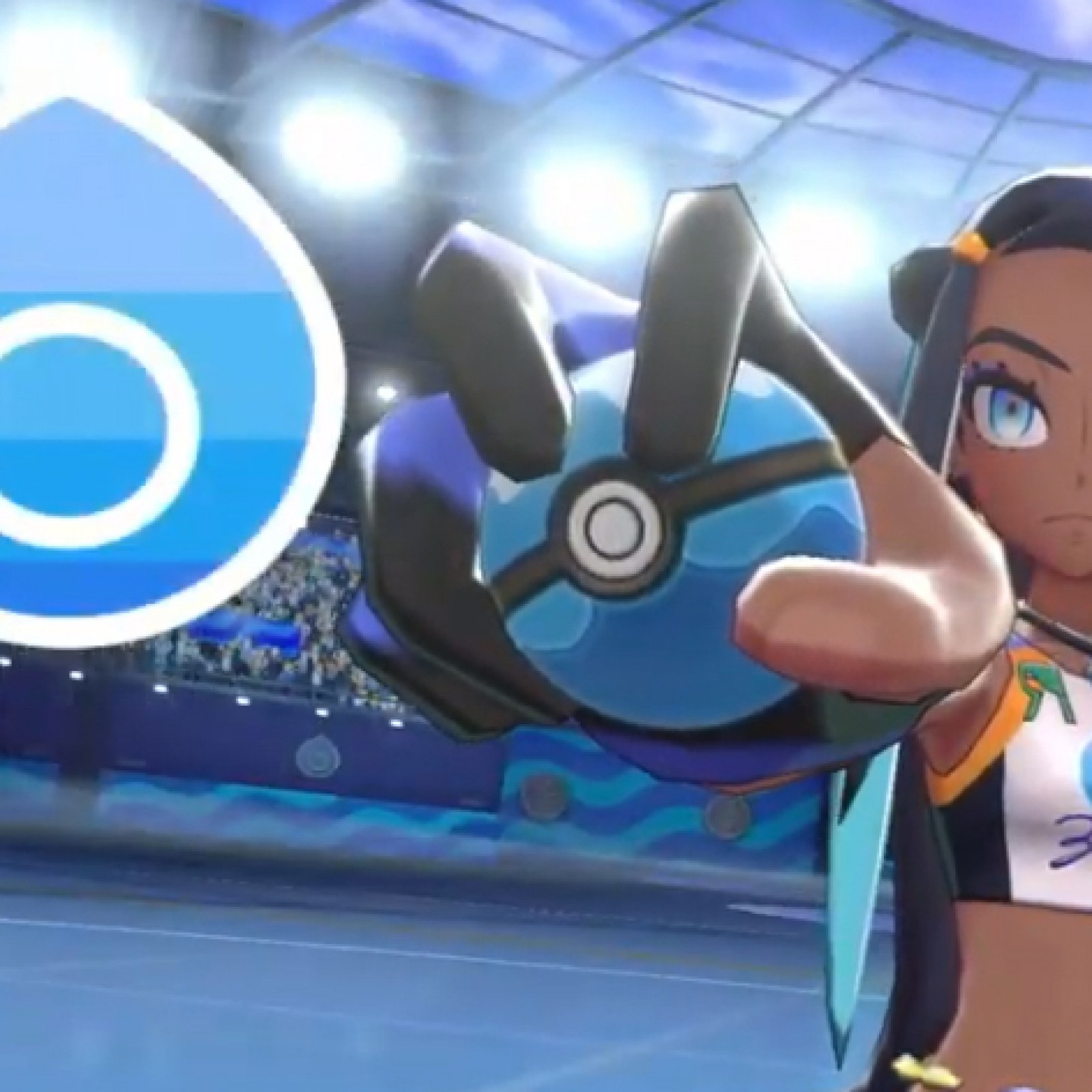 New Pokemon Sword And Shield Gym Leader And Pokeball Plus Details