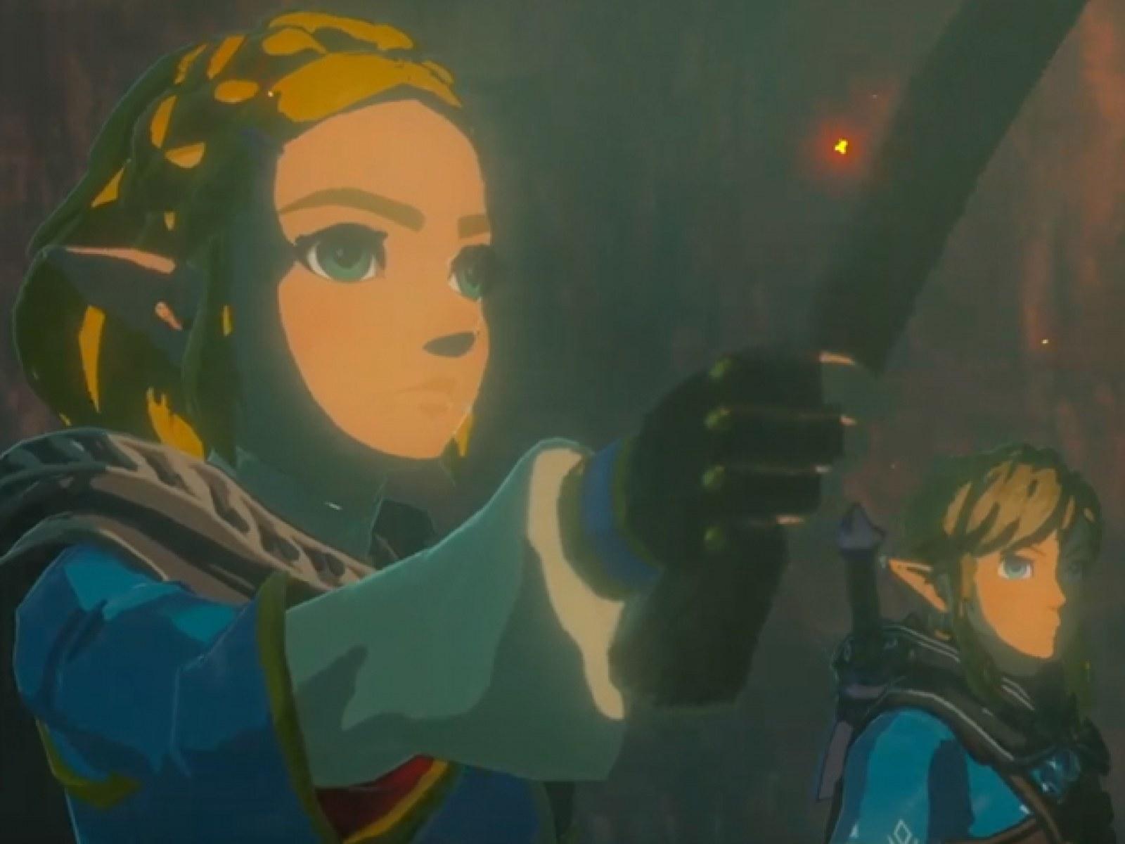 The Legend Of Zelda Breath Of The Wild Sequel Announced At E3 2019