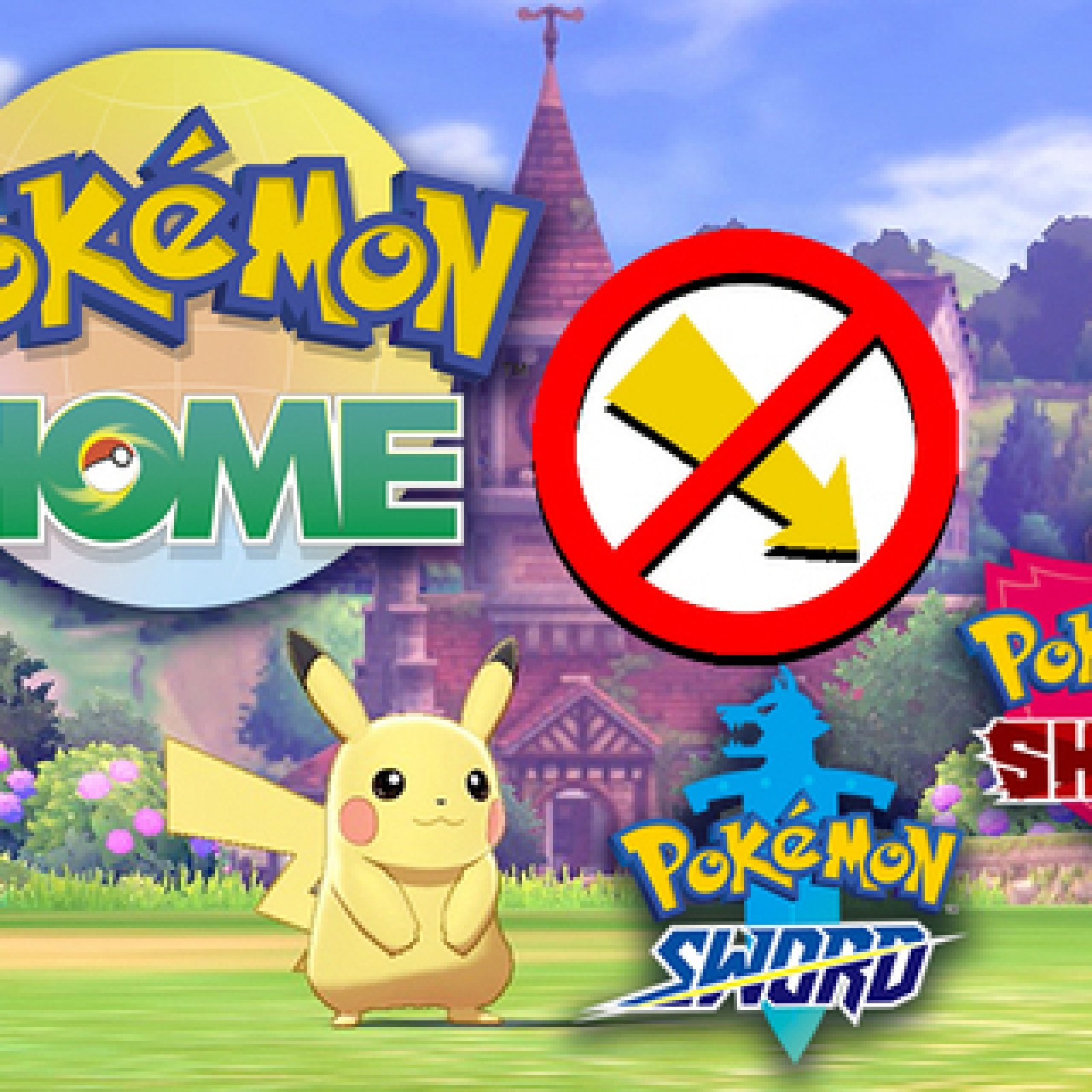 Pokemon Home Can T Transfer Every Pokemon To Pokemon Sword And Shield