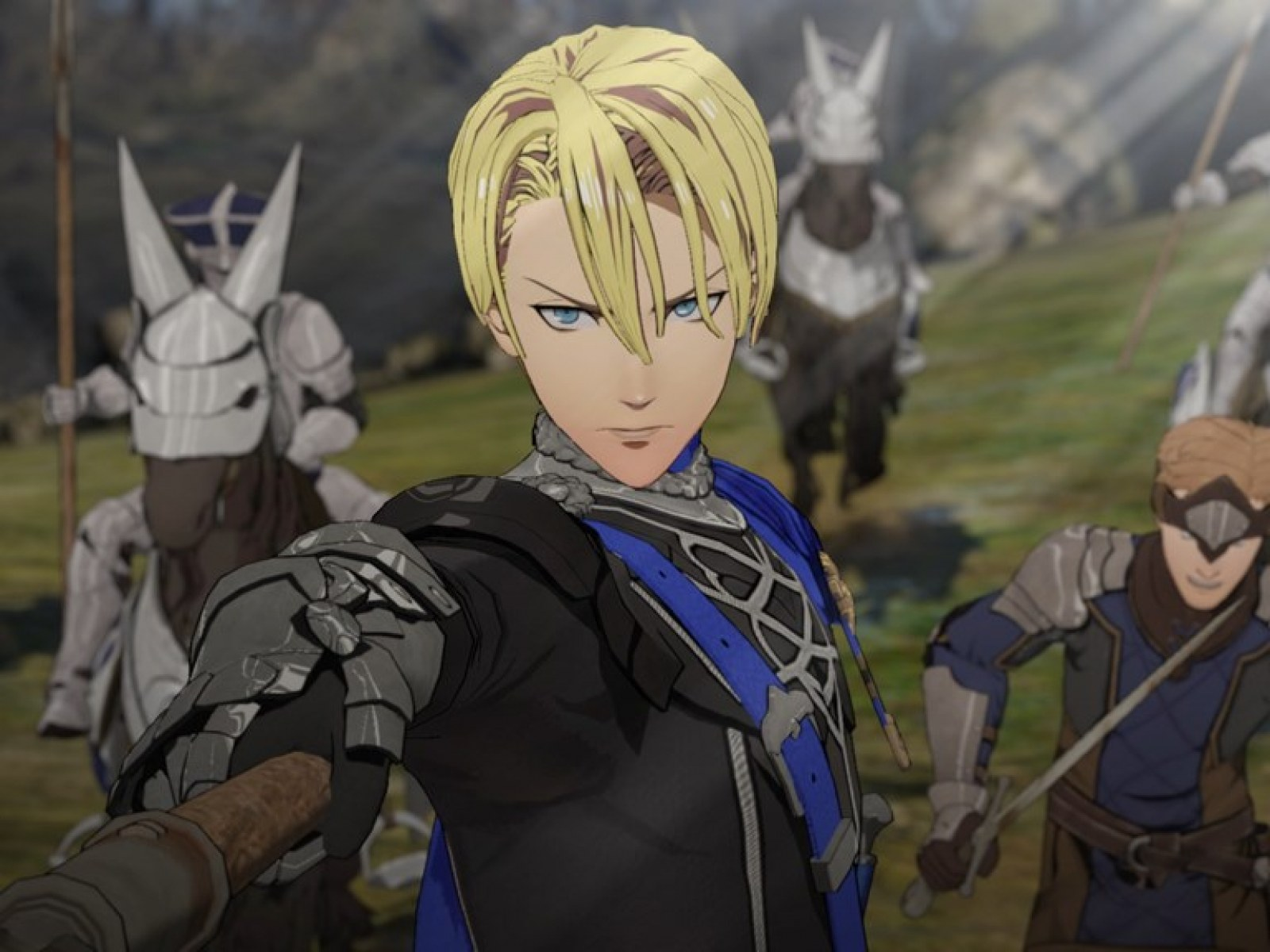 New Fire Emblem Three Houses Trailer Sheds More Light On The Story
