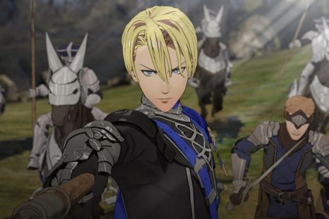 fire emblem three houses story trailer e3