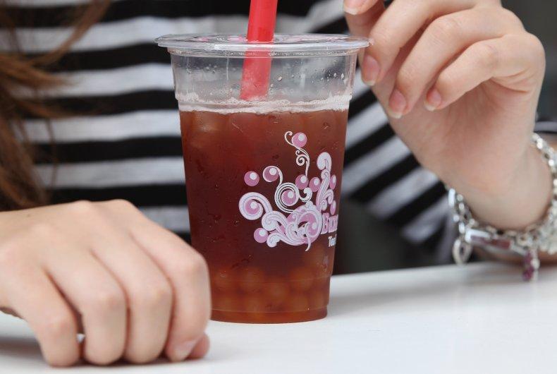 bubble tea boba tea getty