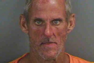 Florida man naked dance McDonalds sex railings