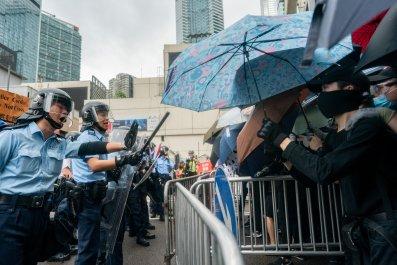 Hong Kong, China, extradition, protests, US lawmakers