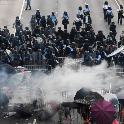 Hong Kong, China, extradition, protests, police, violence