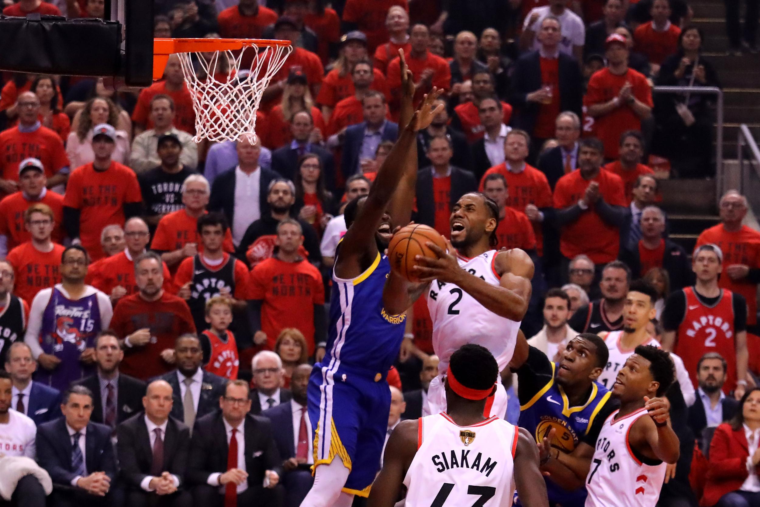 wholesale dealer a1a1d 5d015 NBA Finals 2019  What the Experts Say Ahead of Game 6 Toronto Raptors Vs  Golden State Warriors, Predictions