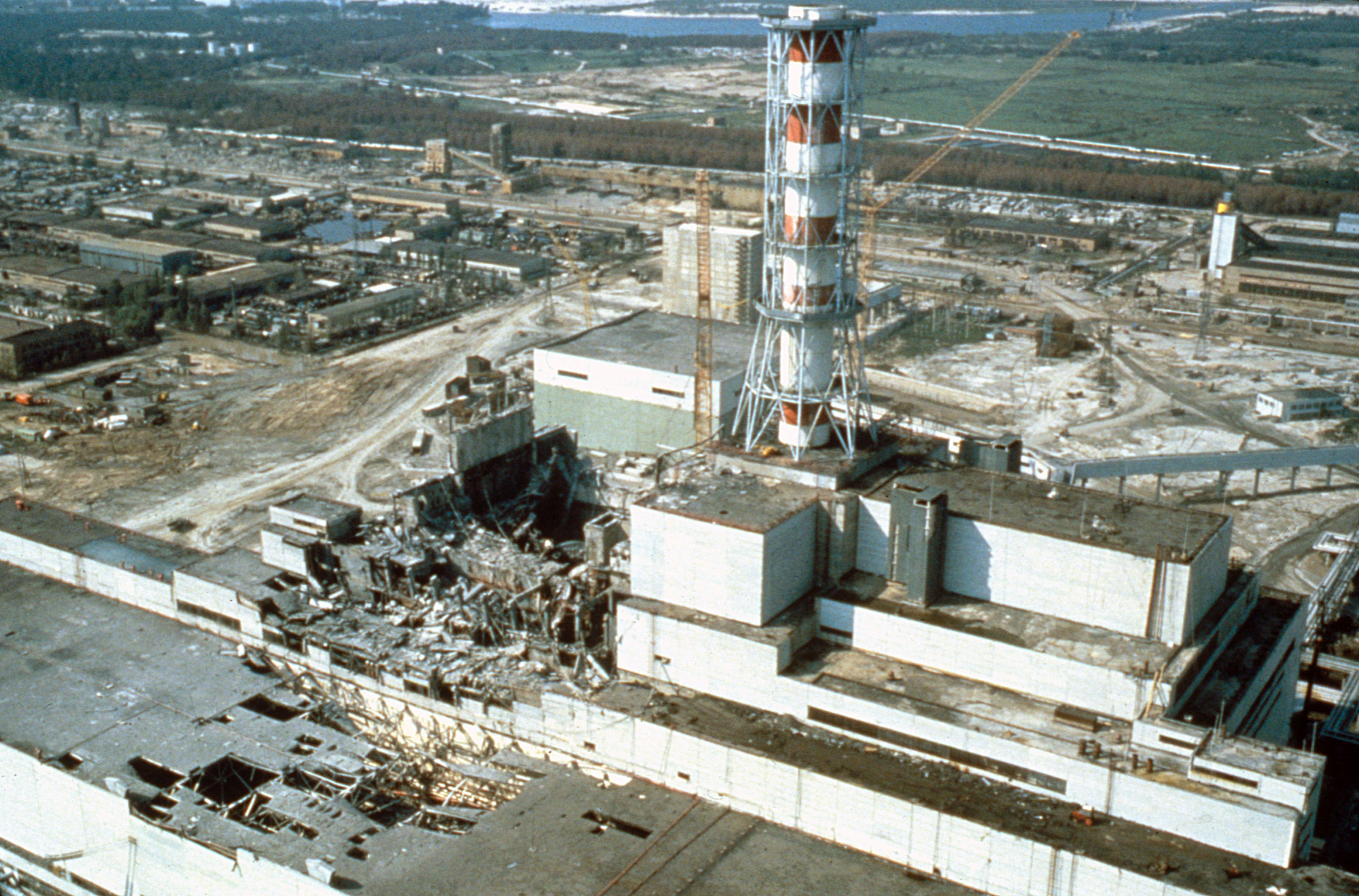 A Blatant Lie': Chernobyl Engineer Says HBO Show Is Full Of ...