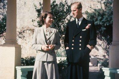 Queen Elizabeth II, Malta, Villa