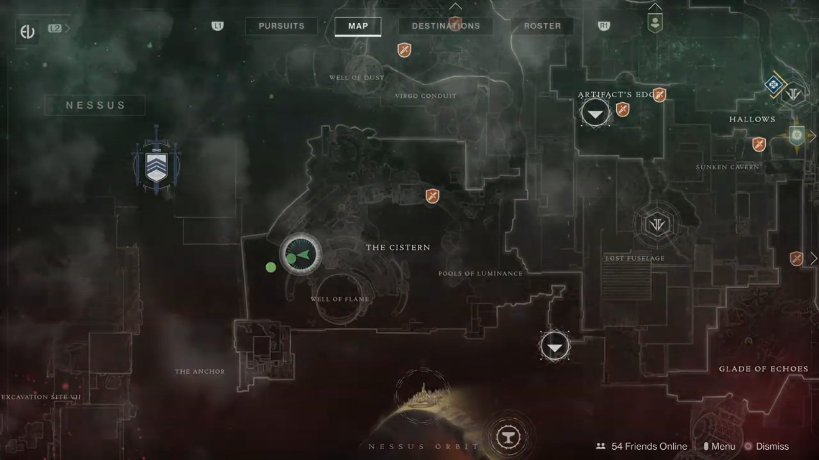 Destiny 2' Truth Quest Guide: Map Asunder, Downed Corsair