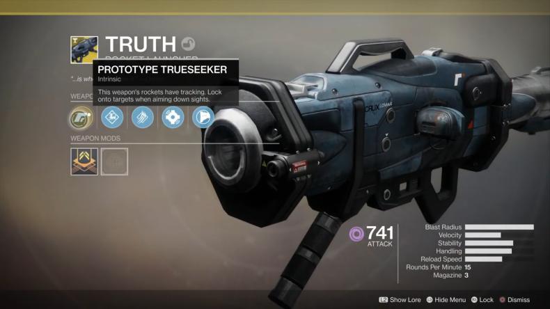 destiny 2 truth guide