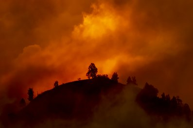 California Wildfire Excessive Heat Warning 2019