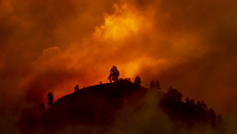 California Wildfire Excessive Heat Warning 2019