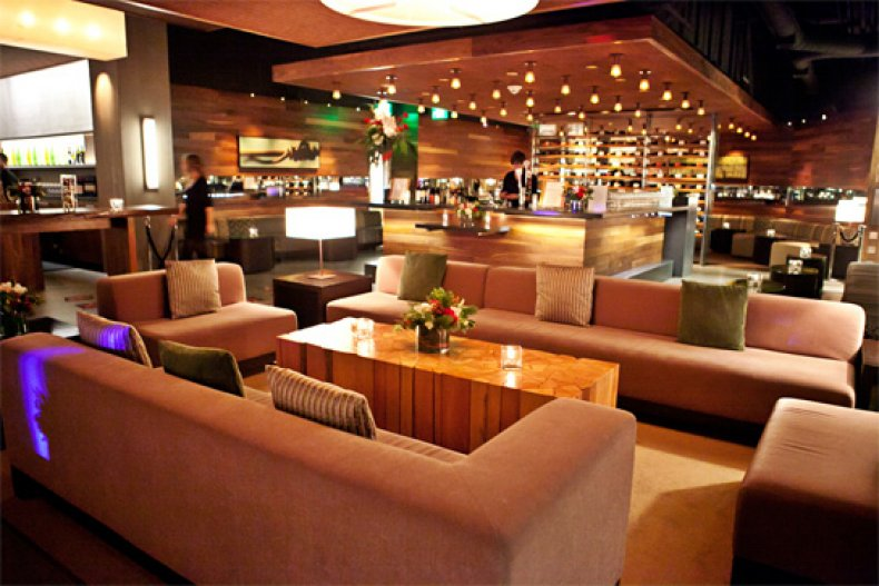 Press Club wine bar
