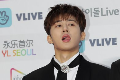 B.I. Hanbin iKON YG