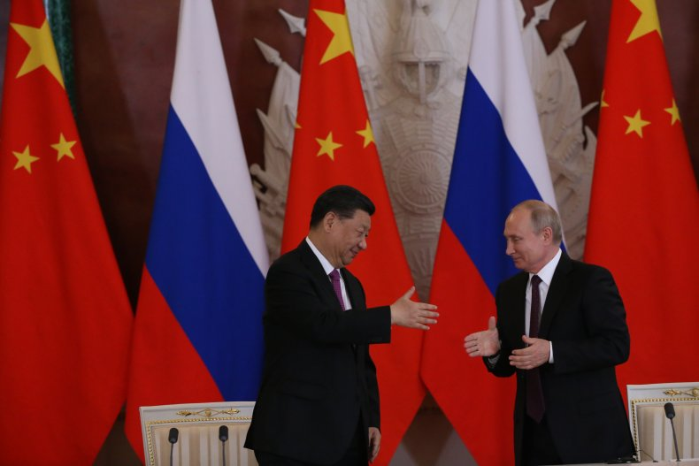 China, Russia, Xi, Putin, trade