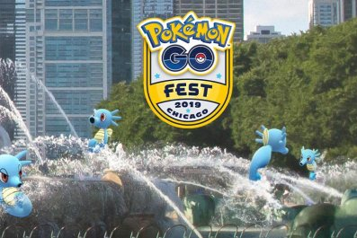 pokemon go fest event start time horsea
