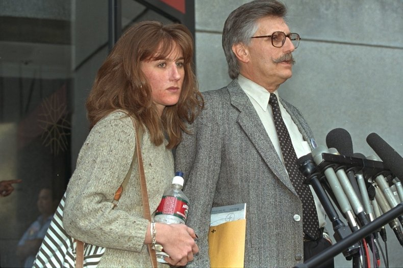 KIM GOLDMAN IN 2ND O.J SIMPSON TRIAL