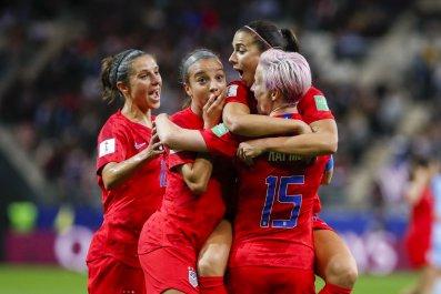 Alex Morgan, USWNT, FIFA Women's World Cup