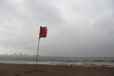 Cyclone Vayu June 2019 India Coastlines