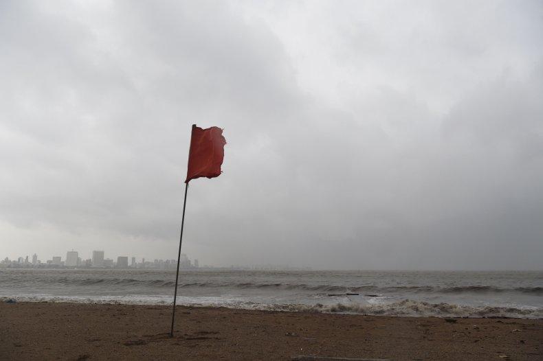 Cyclone Vayu June 2019 India Coastlines