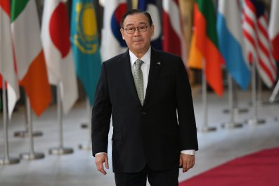 Philippines' Secretary of Foreign Affairs Teodoro Locsin Jr