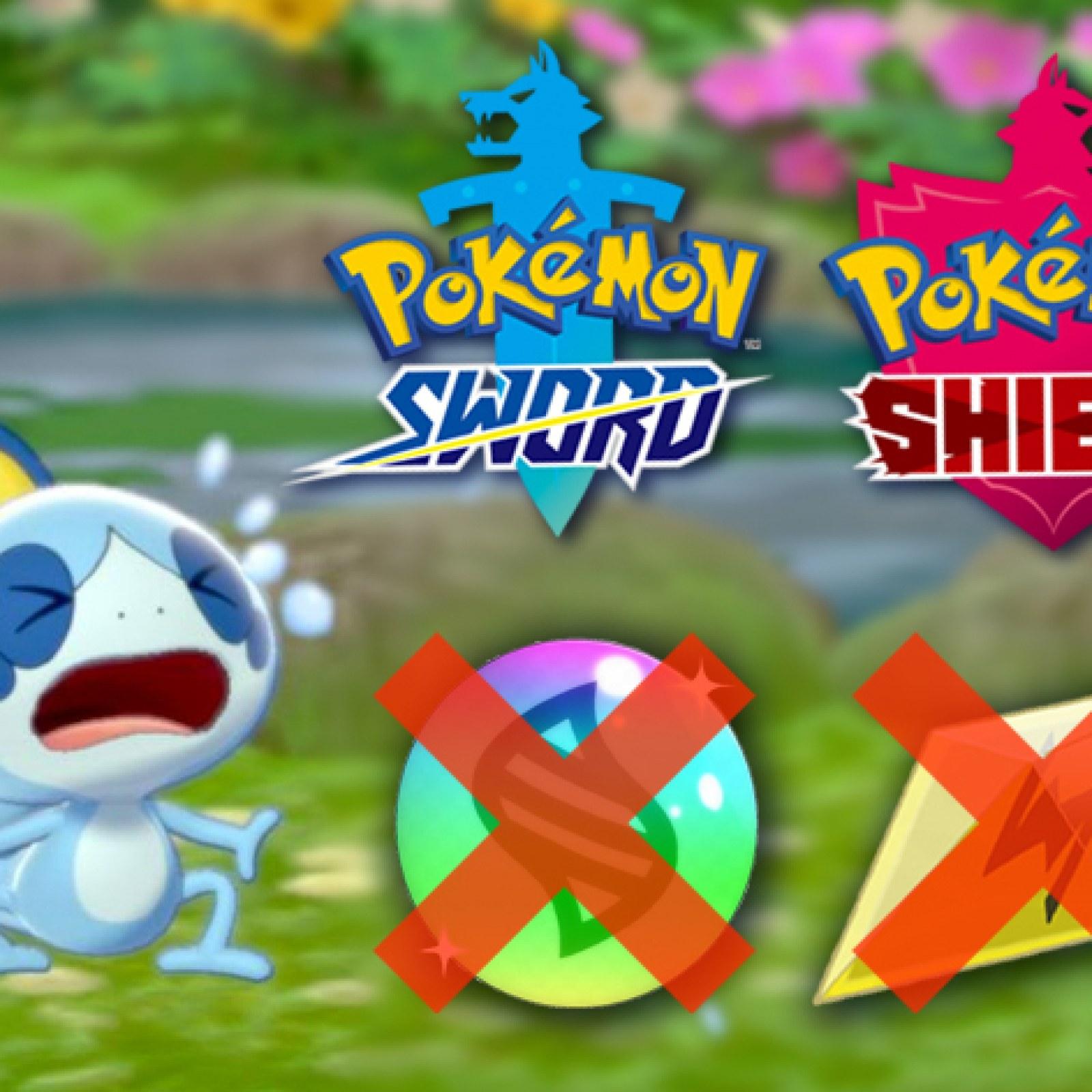 Pokémon Sword and Shield' Producer Confirms Mega Evolutions