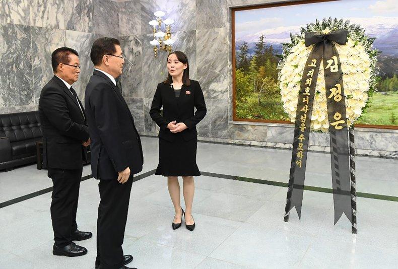 north, korea, kim, south, border