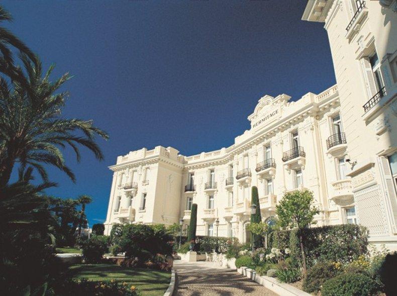 Hotel Hermitage Monte Carlo: